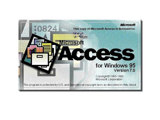 Access 95